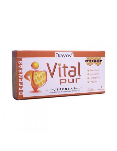 Drasanvi VitalPur Jalea Real Defensas, 7 viales