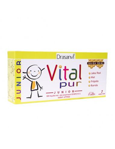 Drasanvi VitalPur Jalea Real Junior, 7 viales