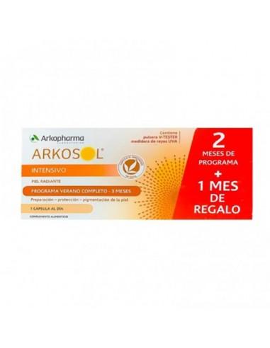 Arkosol Intensivo 60 cápsulas + 30 Cápsulas de Regalo