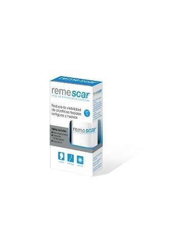 Remescar Stick Silicona Reductor de Cicatrices Cara, 5.4g