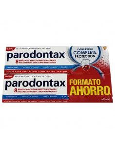 Parodontax Complete Extra Fresh  Formato Ahorro 2 x 75 ml