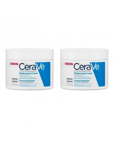 Pack Cerave Crema Hidratante 2 x 340 g