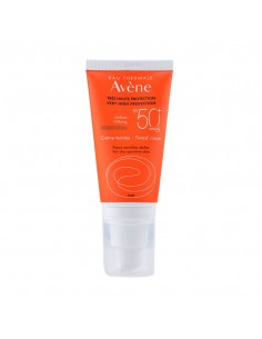 Avene Solar Crema Coloreada SPF 50+, 50ml