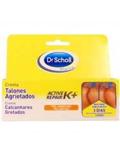 Dr. Scholl Crema Talones Agrietados, 60ml