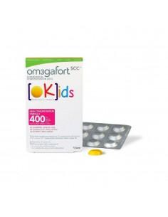 Om3gafort Kids , 30 Gominolas
