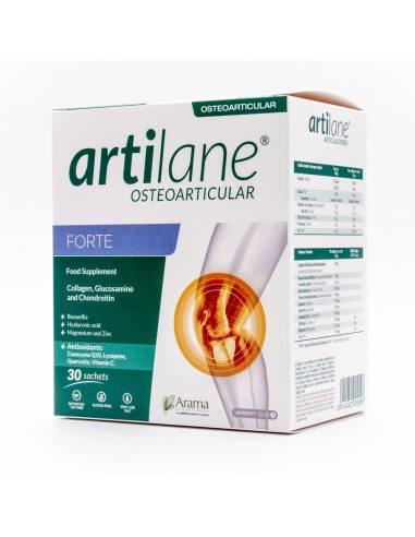 Artilane Articulaciones Forte, 30 sobres