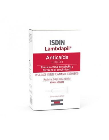 Lambdapil Anticaida Locion, 20 monodosis de 3ml