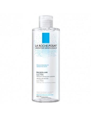 La Roche Posay Agua Micelar Piel Sensible, 400 ml