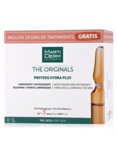 Martiderm Proteos Hydra Plus, 30 ampollas + 10 días de Tratamiento Gratis