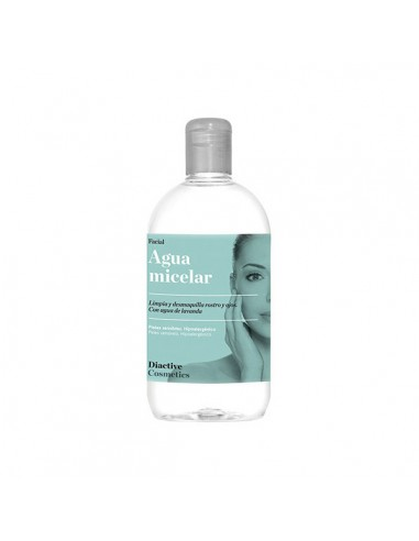 Diactive Cosmetics Agua Micelar, 500 ml