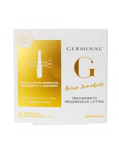 Germinal Tratamiento Progressive Lifting, 5 ampollas