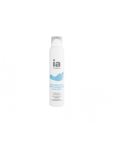 Interapothek Desodorante Antitranspirante para Pies Spray 200 ml