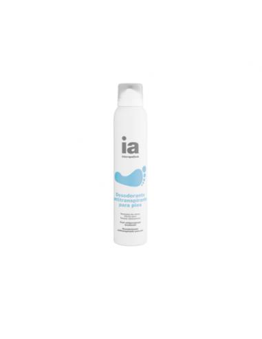 Interapothek Desodorante Antitranspirante para Pies Spray, 200 ml