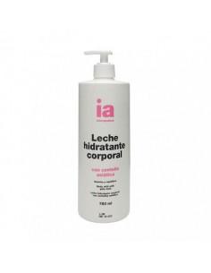 Interapothek Leche Hidratante Corporal con Centella Asiática  750 ml