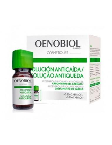 Oenobiol Solución anticaída, 12 frascos