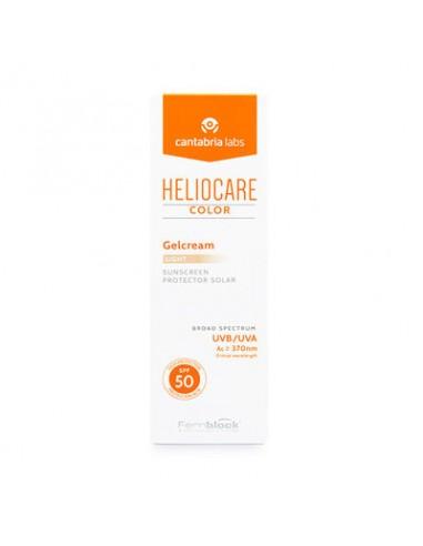 Heliocare Gelcream Color Light SPF 50 , 50ml