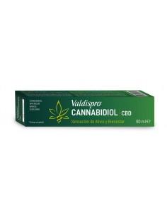 Valdispro Cannabidiol CBD Crema 60 ml