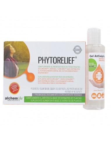 Phytorelief , 36 comprimidos + Regalo Gel Antiséptico , 60 ml