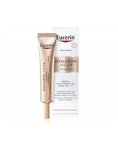 Hyaluron Filler Elasticity Contorno de Ojos FPS15 , 15 ml