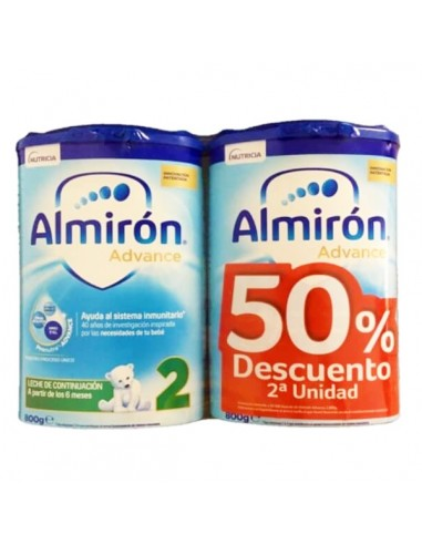 Almiron Advance 2 con Pronutra 2 x 800 g