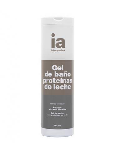 Interapothek Gel de Baño Proteinas de Leche, 750ml