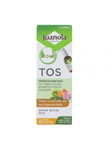 Juanola Tos Spray , 20 ml