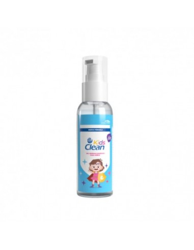Kids Clean Solución Hidroalcohólica Spray , 60 ml