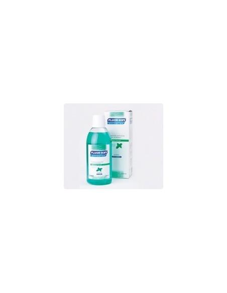 Fluor Kin Enjuague Bucal Anticaries, 750ml + 250ml