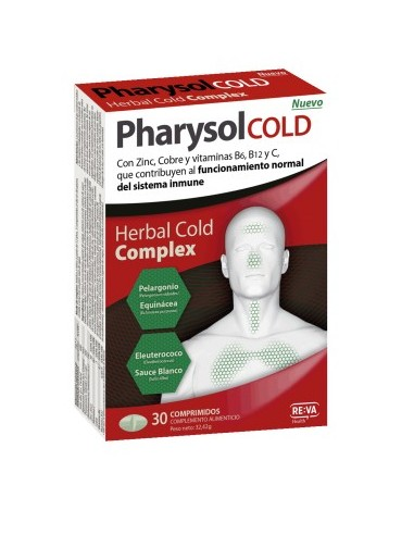 PharysolCold , 30 comprimidos