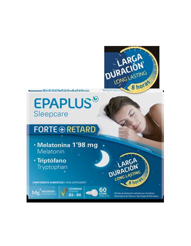 Epaplus Sleepcare Melatonina Retard , 60 comprimidos