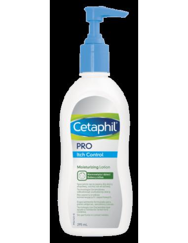 Cetaphil PRO Itch Control Loción Hidratante , 295 ml