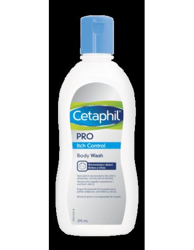 Cetaphil PRO Itch Control Limpiador Corporal , 295 ml