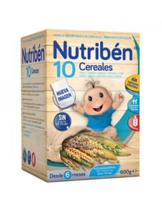 Nutribén 10 Cereales 600 g