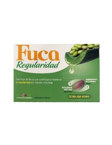 Fuca Regularidad , 30 comprimidos bicapa
