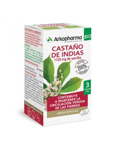 Arkopharma BIO Castaño de Indias , 84 cápsulas