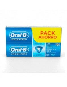 Oral-B Duplo Pro-Expert Menta Fresca 2x 100 ml