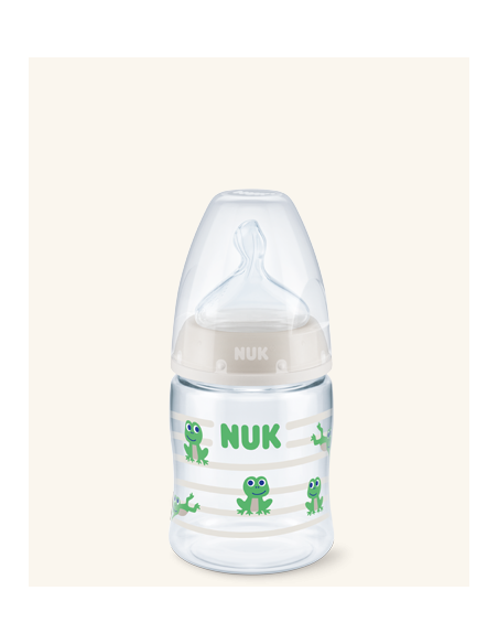 Nuk Biberon First Choice PP Silicona 0-6 m+ , 150 ml