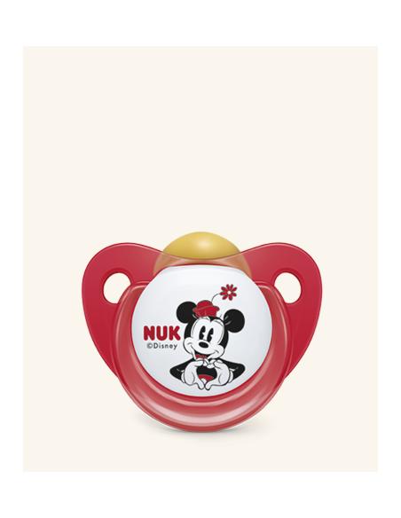 Nuk Chupete Latex Anatómico Disney 0-6m , 1Ud