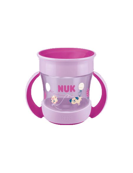 Nuk Mini Magic Cup Evolution Rosa, 1 Ud