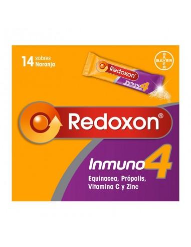 Redoxon Inmuno 4 granulado, 14 sobres
