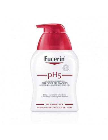 Eucerin pH5 Oleogel Manos Piel Sensible 250ml
