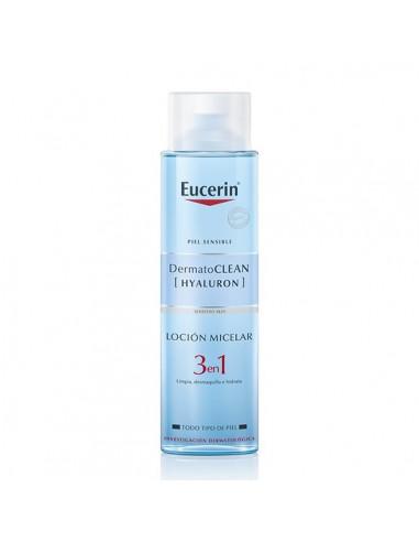 Eucerin DermatoClean Loción micelar 3 en 1 400ml