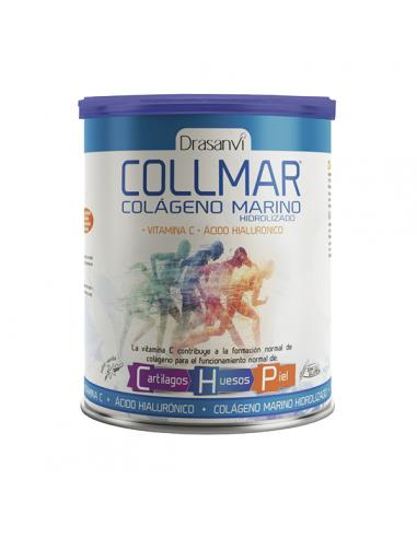 Collmar Original Colágeno Marino Hidrolizado + Vitamina C + Ácido Hialurónico 275 g