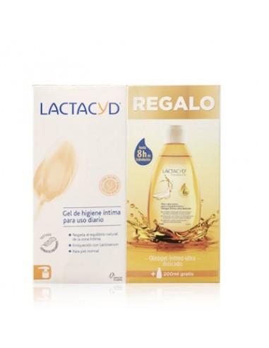 Lactacyd Gel Intimo 200 ml + Lactacyd Oleogel  Intimo 200 ml