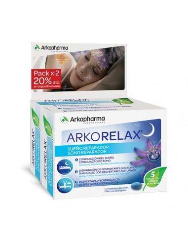 Arkorelax Sueño Reparador 2x30 Comprimidos