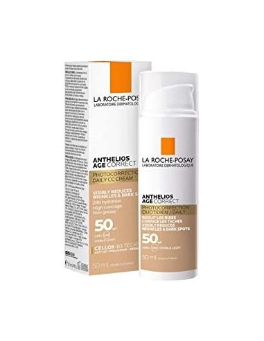 La Roche Posay Anthelios Age Correct FPS50 Con Color 50 ml