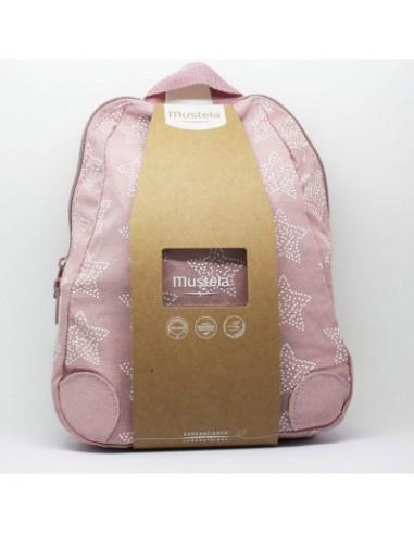 Mustela Mochila Edición Limitada Color Rosa