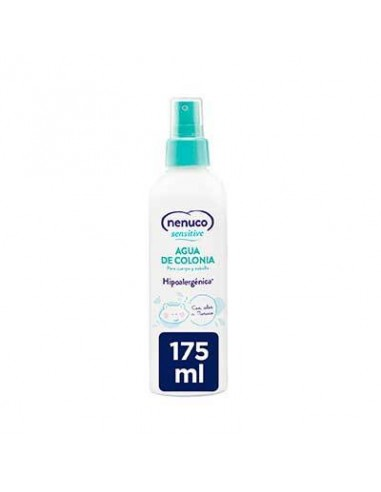 Nenuco Sensitive Agua de Colonia 175 ml