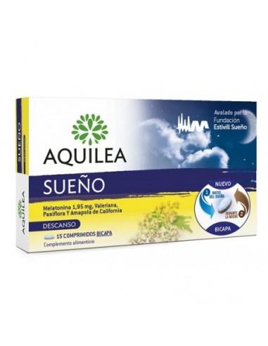 Aquilea Sueño 15 comprimidos bicapa
