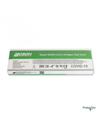 Test Nasal Rápido Antígenos Boson Biotech 1 Unidad